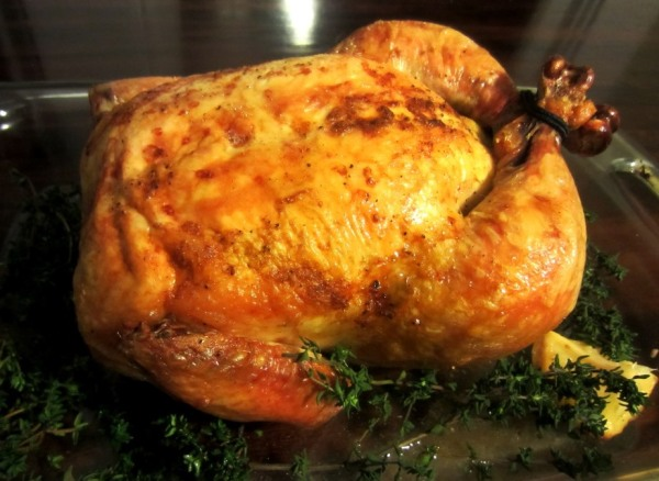 Roasted Chicken 012